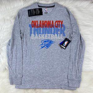 Oklahoma City Thunder OKC Men's Long Sleeve S 2XL
